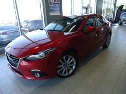 Mazda Mazda3 GT-SKY * GROUPE TECH !!!!!!!!! BAS KILOS !!!  2014