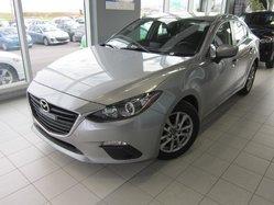 Mazda Mazda3 GS ( TRÈS BAS KILOS * 0 ACCIDENT )  2015
