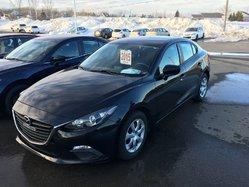 Mazda Mazda3 GX * 0 ACCIDENT * BAS KILOS * DAME DE 75 ANS !!!  2015