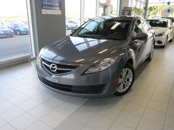 2009 Mazda Mazda6 GS * AUTOM * A/C * TRÈS BAS KILOS * 1 PROPRIO )