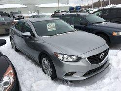 Mazda Mazda6 GS + TOIT , HYPER BEAU * TRÈS ÉCONOMIQUE !!  2014