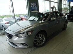 Mazda Mazda6 GS * AUTOM * TRÈS BAS KILOS !!!!!  2015