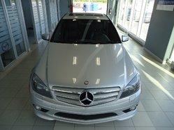 2010 Mercedes-Benz C300 4 MATIC * 0 ACCIDENT * BAS KILOS *  AUBAINE !!!!!!