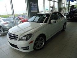 2014 Mercedes-Benz C300 4MATIC * TOIT * GPS * GAR FULL 27-02-20/120.000KM