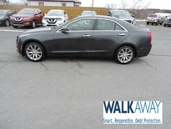 2018 Cadillac ATS Sedan Luxury AWD $282 BI-WEEKLY