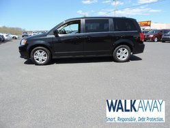 2018 Dodge Grand Caravan Crew Plus $240 BI-WEEKLY