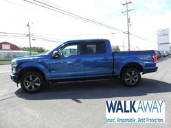 2017 Ford F-150 $282 B/W TAX INC