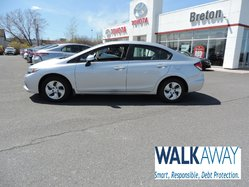 2013 Honda Civic LX $ 119BI-WEEKLY
