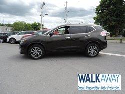 2015 Nissan Rogue SL $167 B/W
