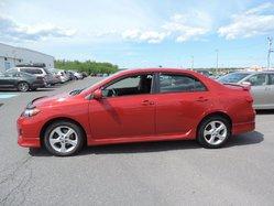 2013 Toyota Corolla Sport