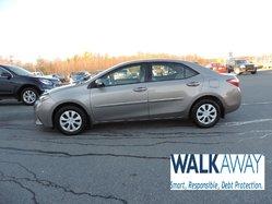 2014 Toyota Corolla $126 BI-WEEKLY