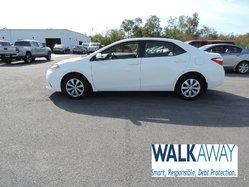 2014 Toyota Corolla $129 B/W TAX INC