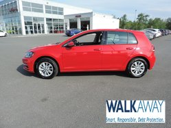 2018 Volkswagen Golf $167 B/W TAX INC.
