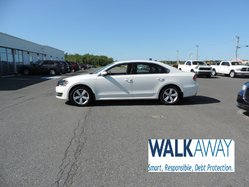 2012 Volkswagen Passat $133 B/W TAX INC.