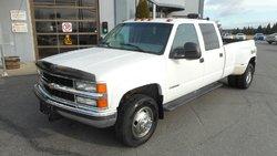 Chevrolet C/K 3500 3500, DOUBLES ROUES, BOITE DE 8''  1999