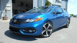 Honda Civic Coupe Si, TOIT, NAVIGATION , ROUES 18''  2014
