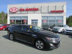 2014 Kia Optima Hybrid EX PREMIUM