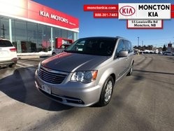 2016 Chrysler Town & Country Touring  -  Power Tailgate - $148.39 B/W