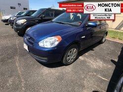 2011 Hyundai Accent L  - $46.12 B/W