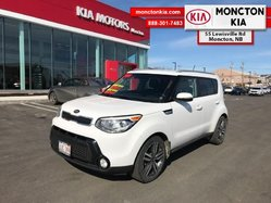 2015 Kia Soul SX  - Leather Seats -  Heated Seats - $113.05 B/W