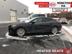 2016 Mazda Mazda3 GS  - Heated Seats - $102.45 B/W