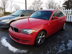 BMW 1 Series 128i  2009
