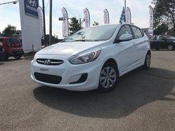 Hyundai Accent LE, A/C, Automatique  2015