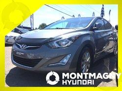 Hyundai Elantra GLS  2014