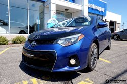 Toyota Corolla S jamais accidenté!  2015