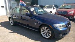 BMW 3 Series 328XI- NAV.- SAT.- TOIT-CUIR-IMPECCABLE-D'OCCASION  2011