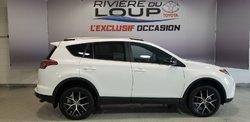 Toyota RAV4 SE NEUF- GARANTIE 5/100 KM  2018