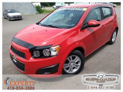 Chevrolet Sonic LS,AUTOMATIQUE,AC,CRUISE,MAGS  2012