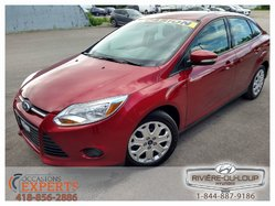 Ford Focus SE,AC,CRUISE,SIEGES CHAUFFANT.  2013