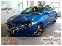 Hyundai Elantra GLS,AC,CRUISE,MAGS,TOIT,CAMERA  2017