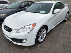 Hyundai Genesis Coupe PREMIUM,AC,CRUISE,MAGS,CUIR,TOIT  2010