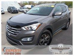 Hyundai Santa Fe Sport DEMARREUR A DISTANCE.  2015