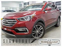 Hyundai Santa Fe Sport 2.0TURBO ,SE ,TOIT PANO,CUIR,MAGS  2017