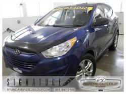Hyundai Tucson GL,FWD,AC,CRUISE,VITRES ELECTRIQUE,BARRU  2011