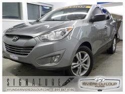Hyundai Tucson GLS,AWD,MAG,TOIT PANORAMIQUE,CUIR,PHARE  2013