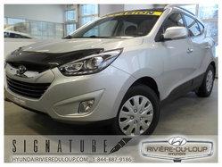 Hyundai Tucson GLS,AWD,CAMERA,TOIT,A/C,CRUISE,SIEGES CH  2014