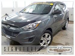 Hyundai Tucson GL,FWD,A/C,CRUISE,SIEGES CHAUFFANT  2015