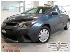 Toyota Corolla CE,AC,CRUISE,BLEUTHOOT  2015