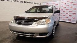 Toyota Corolla * CE * AIR CLIMATISÉE * PORTES ÉLECTRIQUES *  2004