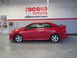 Toyota Corolla * MODÈLE S * GR ELECTRIQUE * JANTE D'ALUMINIUM *  2012