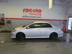 Toyota Corolla * S * AIR CLIMATISÉE * BLUETOOTH  *  2012