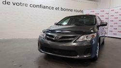 Toyota Corolla * CE * BANC CHAUFFANT * TOIT OUVRANT *  2013