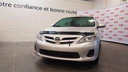 Toyota Corolla * CE * BANC CHAUFFANT * GR ÉLECTRIQUE *  2013