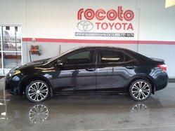 Toyota Corolla S BA  2014