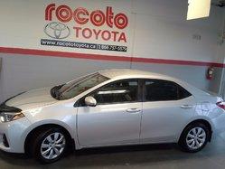 Toyota Corolla * MODELE S * BLUETOOTH * BANC CHAUFFANT *  2014
