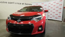 Toyota Corolla * S * CUIR * TOIT OUVRANT *  2014